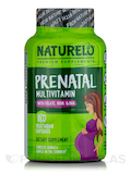 Prenatal Multivitamin for Mom & Baby - 180 Vegetarian Capsules