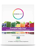 Prenatal Daily Duo: Prenatal One + DHA - 30 Tablets + 30 Softgels