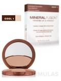 Pressed Powder Foundation - Cool 1 - 0.32 oz (9 Grams)