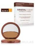 Pressed Powder Foundation - Olive 3 - 0.32 oz (9 Grams)