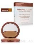 Pressed Powder Foundation - Olive 4 - 0.32 oz (9 Grams)