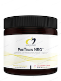 PreTrain NRG™, Natural Strawberry Flavor - 4.9 oz (140 Grams)