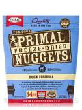 Primal Canine Duck Freeze-Dried Nuggets - 14 oz (397 Grams)