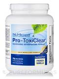 Pro ToxiClear French Vanilla 21 Servings