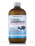 Probiotic Acidophilus, Natural Blueberry Flavor - 16 fl. oz (472 ml)