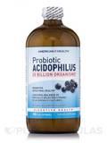 Probiotic Acidophilus, Natural Blueberry Flavor - 16 fl. oz (472 ml)