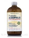 Probiotic Acidophilus, Plain Flavor - 16 fl. oz (472 ml)