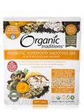 Probiotic Superfood Smoothie Mix, Lucuma Baobab - 7 oz (200 Grams)