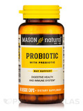 Probiotic with Prebiotic - 40 Veggie Capsules