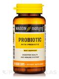 Probiotic with Prebiotic - 40 Veggie Capsules
