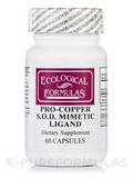 Pro-Copper S.O.D. Mimetic Ligand 60 Capsules