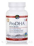 ProDHA™ 500 mg, Strawberry Flavor - 90 Soft Gels