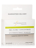 Pro-Flora™ Concentrate with Probiotic Pearls™ Technology - 30 Capsules
