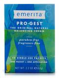Pro-Gest® Body Cream Paraben Free - 48 Packets