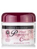 Natural Progesterone Cream - 2 oz (56.7 Grams)