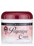 Natural Progesterone Cream - 4 oz (113.4 Grams)