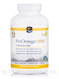 ProOmega® 2000 mg, Lemon Flavor - 120 Soft Gels