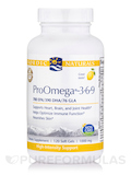 ProOmega®-3.6.9 1000 mg, Lemon Flavor - 120 Soft Gels