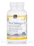 ProOmega®-D - Lemon 1000 mg 120 Soft Gels