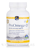 ProOmega®-D 1000 mg, Lemon Flavor - 60 Soft Gels