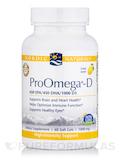 ProOmega®-D 1000 mg, Lemon Flavor - 60 Soft Gels