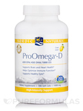 ProOmega®-D 1000 mg, Lemon Flavor - 180 Soft Gels