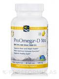 ProOmega®-D Xtra 1000 mg, Lemon Flavor - 60 Soft Gels