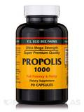 Propolis Capsules 1,000 mg - 90 Capsules
