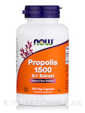 Propolis (5:1 Extract) 1500 mg - 100 Veg Capsules