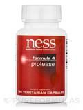 Protease (Formula 4) - 180 Vegetarian Capsules