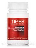 Protease (Formula 4) - 90 Vegetarian Capsules