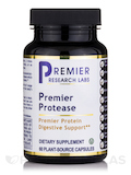 Premier Protease - 60 Vegetable Capsules
