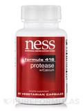 Protease with Calcium (Formula 416) 90 Capsules