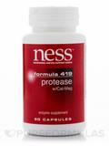 Protease with Cal-Mag (Formula 419) 90 Capsules