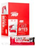 Protein Cake Bites, Red Velvet Flavor - Box of 12 Bars (2.19 oz / 62 Grams each)