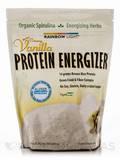 Protein Energizer™ Creamy Vanilla Flavor - 10.7 oz (305 Grams)