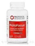 ProtoFocus™, Chocolate Flavor - 60 Chewables