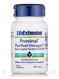 Provinal Purified Omega-7 30 Softgels