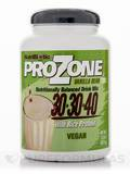 ProZone 30-30-40 Vanilla Bean with Rice Protein 22.5 oz (637.5 Grams)