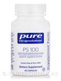 PS 100 (phosphatidylserine) 60 Capsules