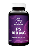 PS (PhosphatidylSerine) 100 mg (from 500 mg mixed phospholipids) 60 Softgels