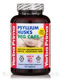 Psyllium Husks Veg Caps - 180 Capsules