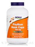 Psyllium Husk Caps 700 mg - 360 Veg Capsules