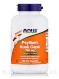 Psyllium Husk Caps 700 mg - 180 Capsules