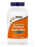 Psyllium Husk Fiber (Orange Flavor) 12 oz