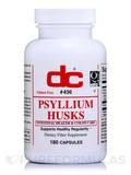 Psyllium Husks 180 Capsules