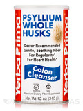 Psyllium Husks Whole - 12 oz (340 Grams)
