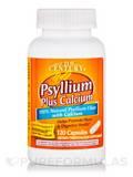 Psyllium plus Calcium - 120 Capsules