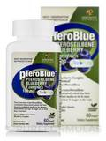 pTeroBlue™ Pterostilbene Blueberry Complex 100 mg 60 Vegetarian Capsules