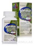 pTeroBlue™ Pterostilbene + Resveratrol Blueberry Complex 350 mg - 60 Vegetarian Capsules